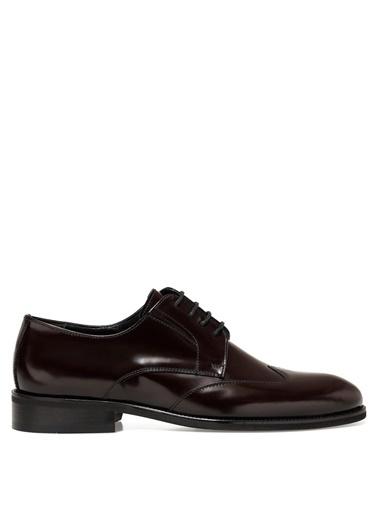 İnci Klasik Ayakkabı Bordo